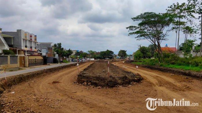 Pembangunan Jalan Baru di Sawojajar Diupayakan Bisa Tembus Sampai Sulfat Kota Malang