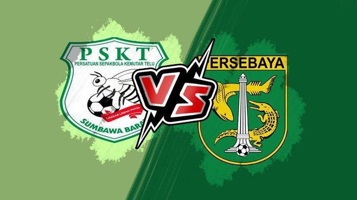 PSKT Sumbawa Barat Vs Persebaya Surabaya, Bajul Ijo Tertinggal 1-0 Hingga Menit 20