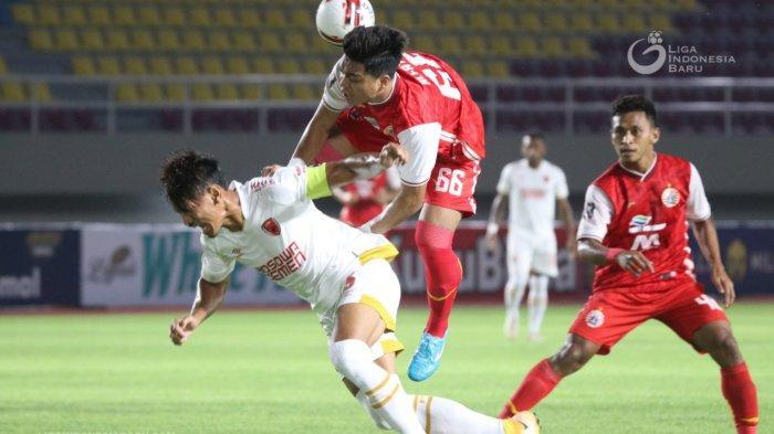 Hasil Persija Vs PSM - Menang Adu Penalti, Macan Kemayoran Lolos ke Final Piala Menpora 2021