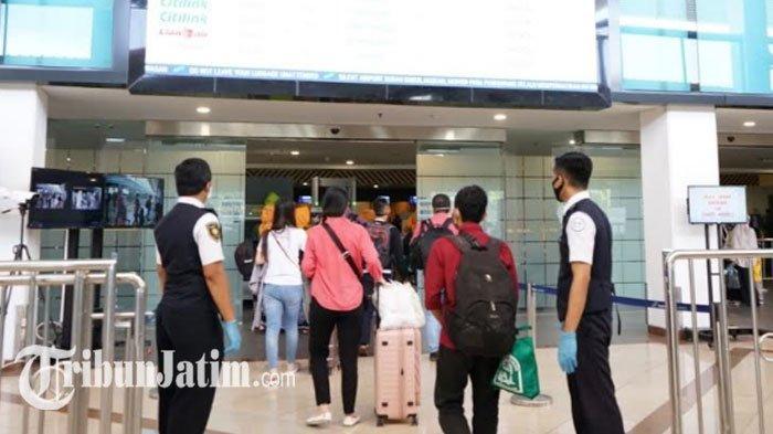Mudik Lebaran 2020 Dilarang, Layanan Penerbangan Penumpang Bandara Juanda Mulai 24 April Dihentikan
