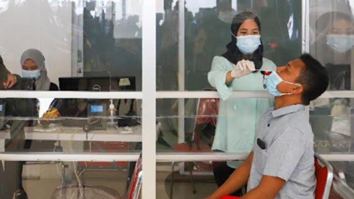 Mulai 24 September 2021, PT KAI Turunkan Harga Rapid Test Antigen di Stasiun Jadi Rp 45.000