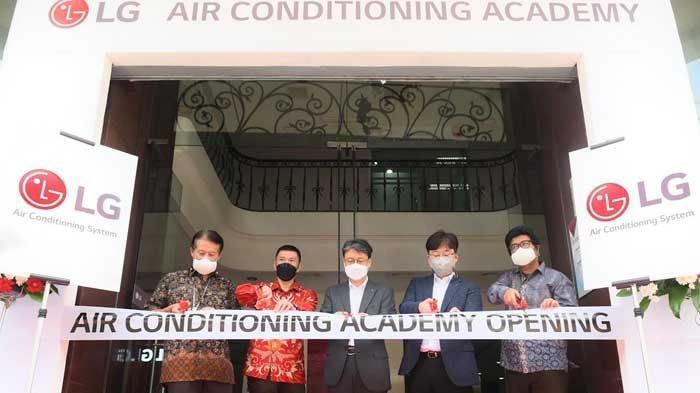 LG Resmikan Air Conditioning Academy untuk Tingkatkan Kompetensi Tenaga Sistem AC