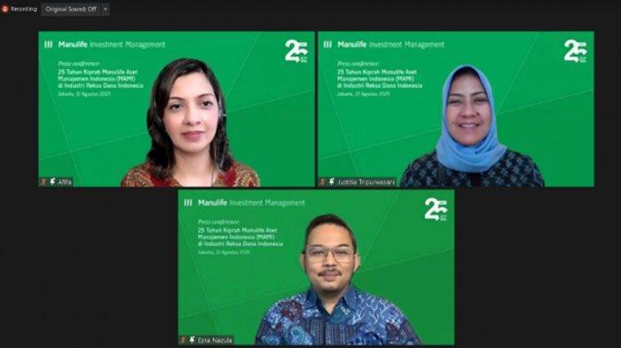 Usia Perak PT Manulife Aset Manajemen Indonesia Berkiprah di Indonesia