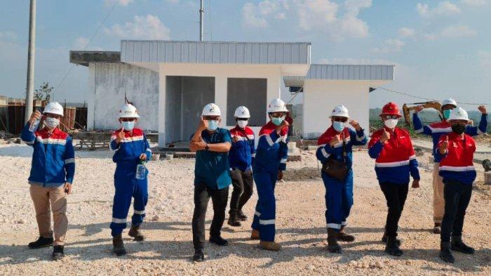 Perkuat Suplai CNG dan Kondensat di Jawa, Subholding Gas Pertamina Bangun Mother Station di Blora