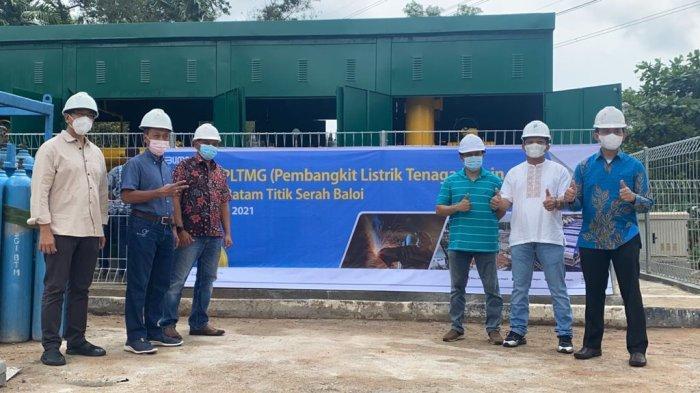 Dukung Ketahanan Listrik di Batam-Bintan, PGN Penuhi Kebutuhan Gas PLTMG Baloi