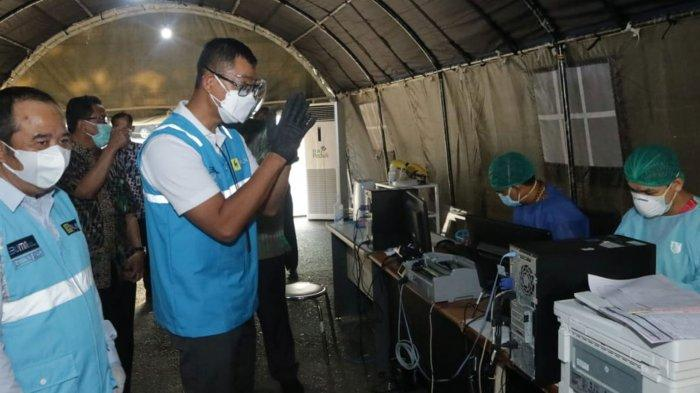 PT PLN (Persero) menyerahkan bantuan untuk rumah sakit di Jawa Tengah (Jateng).