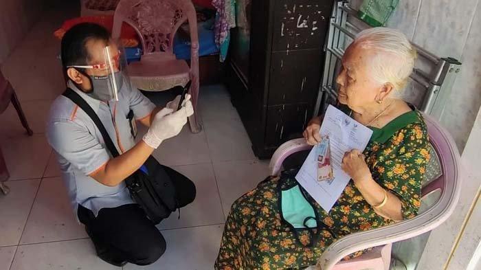 Hindari Kerumunan, Warga Penerima Manfaat di Kota Kediri Cukup Menunggu di Rumah untuk Dapatkan BST