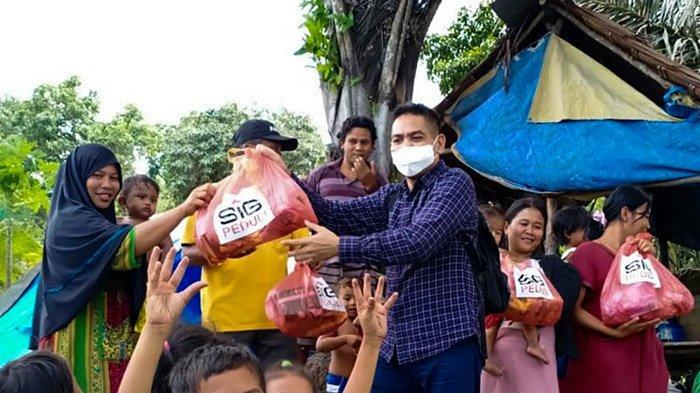 SIG Berikan Bantuan Peralatan Medis Serta Logistik untuk Korban Gempa Bumi di Mamuju Sulawesi Barat