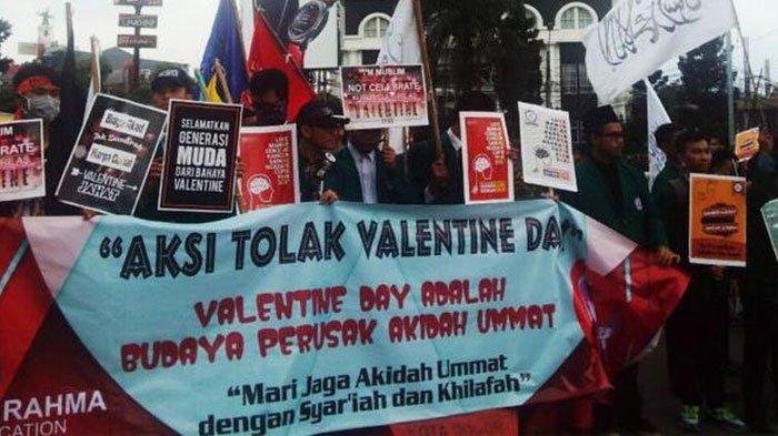 5 Daerah di Indonesia yang Pernah Larang Perayaan Hari Valentine sampai Razia Kos-kosan, Agar Apa?