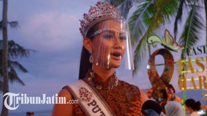 Mempopulerkan Filosofi Batik Gringsing di East Java Fashion Harmony 2020, Ditonton Bersama 6 Negara