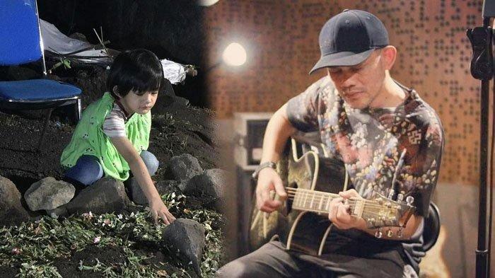 Putra Herman Seventeen dan Juliana Moechtar Kunjungi Makam Sang Ayah Tiap Subuh, Videonya Banjir Doa
