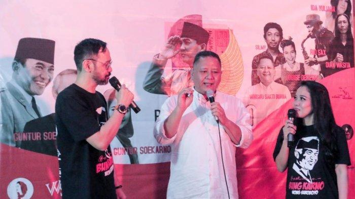 Live Jejak Bung Karno 2020, Guntur Seokarnoputra Beri Kado Istimewa