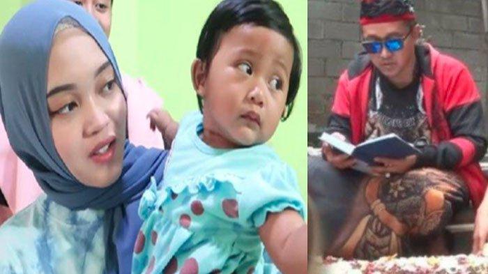 Putri Delina ogah ketemu Teddy Pardiyana nasib anaknya kini dirawat oleh Rizky Febian