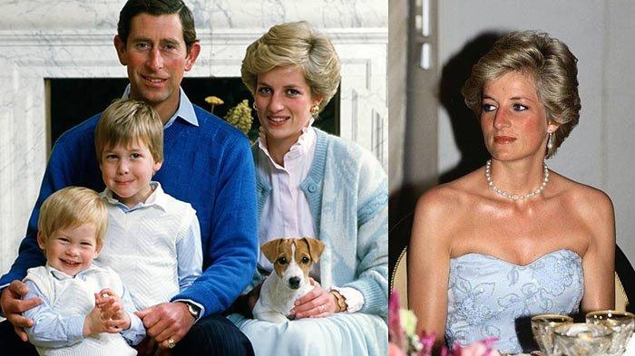 Begini Hidup Putri Diana Usai Cerai dari Pangeran Charles, Intip Foto-Foto Tempat Tinggalnya!