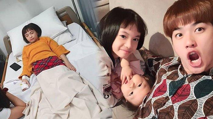 Putri Lee Jong Hoon Dilarikan ke Rumah Sakit Gara-gara Keracunan Makanan, Sampai Diare 11 Kali