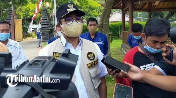 Kasus Covid Bangkalan Melandai hiigga Nol Kematian dalam Sepekan, Bupati Gelorakan Pemulihan Ekonomi