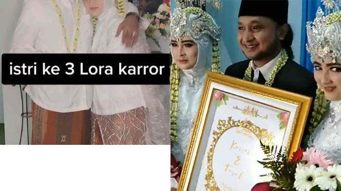 Belum Setahun Poligami, Ra Karror Sudah Nikah Lagi yang Ketiga Kali, Istri Kedua Tak Tampil di Acara