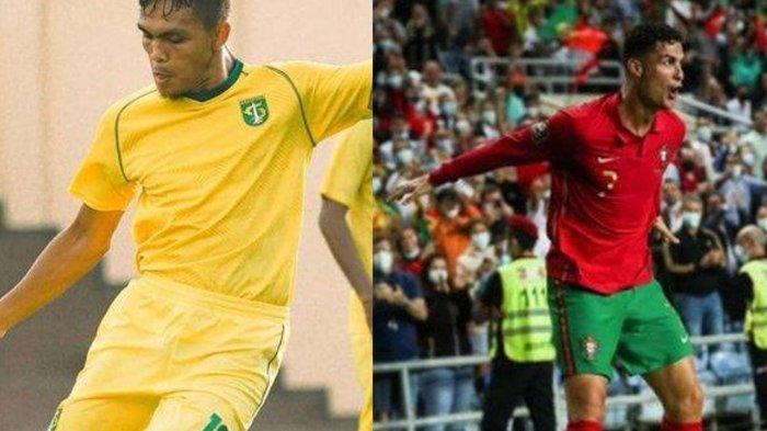 TERPOPULER BOLA: 2 Pemain Persebaya Moncer di Timnas - Cristiano Ronaldo Hattrick dalam 6 Menit