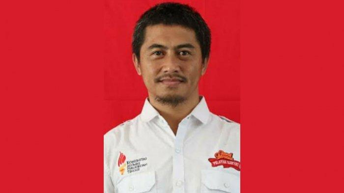 Radian Jadid, pengurus Wilayah LKK-NU Jawa Timur.