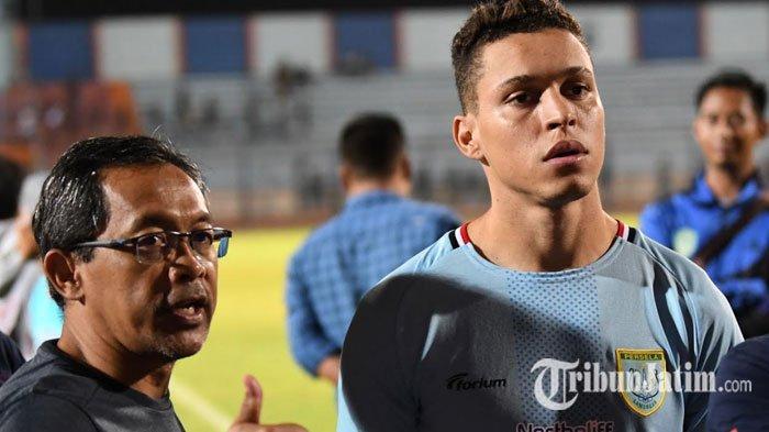 Penampilan Debut Rafael Gomes Saat Uji Coba, Dipuji Aji Santoso : Walau Main Pertama, Lumayan Bagus