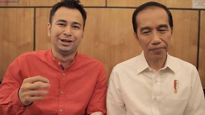 Raffi Ahmad Bongkar 3 Rahasia Jokowi, Sang Presiden Jujur Soal Hal Terbandel di Masa Kecil