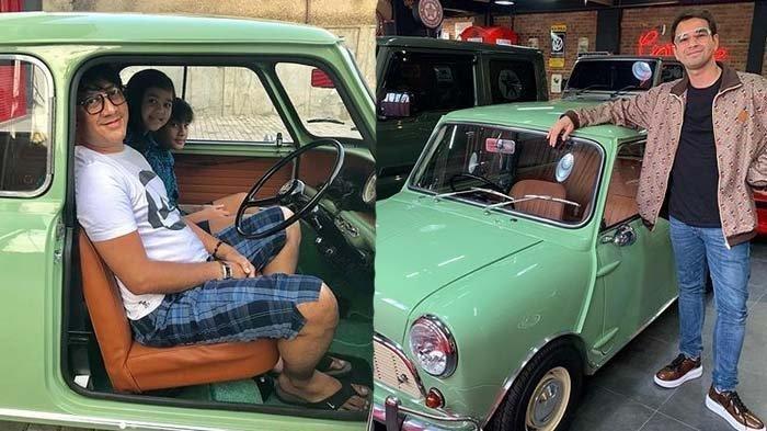 Raffi Ahmad Bagi Uang Penjualan Mobil Morris, Andre Taulany Syok Tahu Jumlah Nominalnya: Gila Lu Ya
