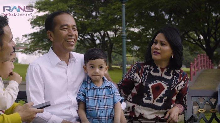 Iriana 'Sewot' Ceritakan Pengakuan Jokowi Soal Jan Ethes, Lihat Reaksi Spontan Raffi Ahmad & Nagita!