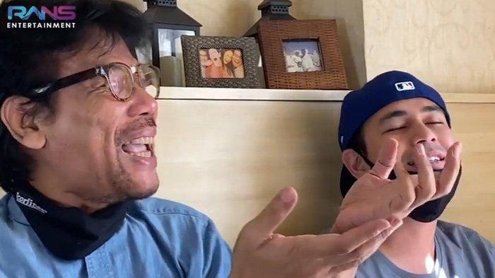 'Rahasia' Raffi saat SMA Dikuak Mantan Manajer, Beri Berlian Rp 30 Juta ke Sosok Ini, Mama Amy Murka