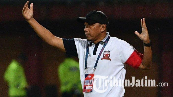 Terkait Fenomena Hijrahnya Pemain Asing, Pelatih Madura United Pasrah: Tergantung Komitmen Pemain