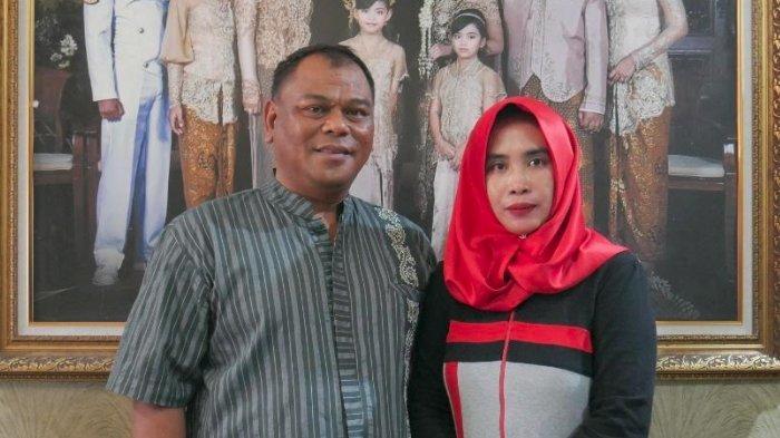 Bersama Istri Dapat Kursi Dewan, Rahmat Muhajirin: Hasil Ini karena Doa para Yatim Piatu