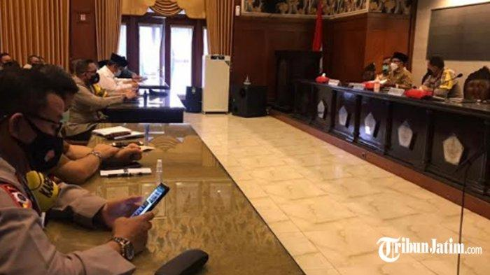 Operasi Ketupat 2021, 450 Personel Gabungan Siap Amankan Kota Malang Mulai 6 Mei hingga 17 Mei