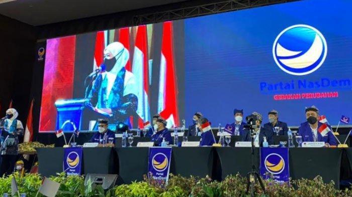 Surya Paloh: NasDem Jatim Jadi Barometer Nasional, DPP Minta Lakukan Kerja Politik Strategis