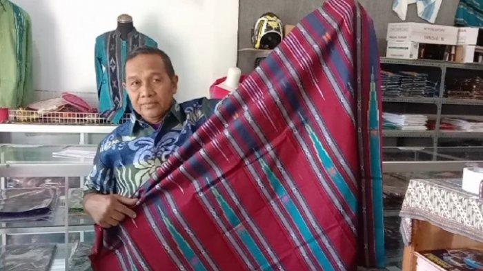 Ramadan Pada di Tahun Kedua Pandemi, Sarung Tenun Ikat Parengan Bangkit, Artis Ibu Kota Kesengsem