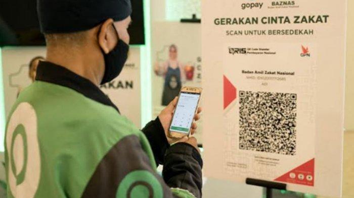 BI Apresiasi Fasilitas Zakat Digital Sinergi GoPay dan Baznas, 'Memudahkan Berbagi Selama Pandemi'