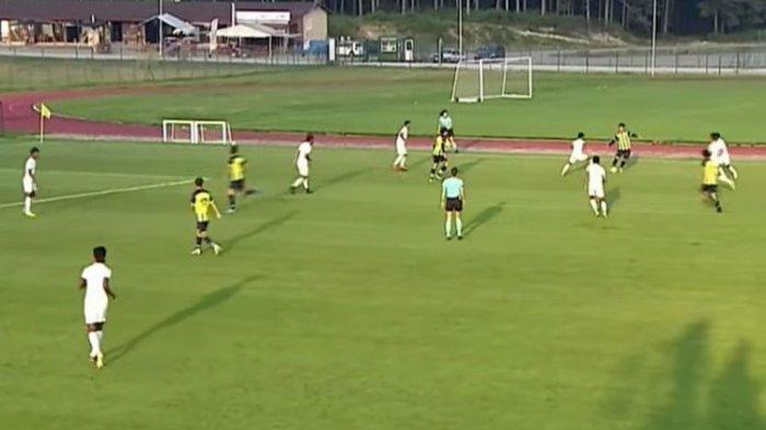 Diwarnai Drama Setengah Lusin Gol, RANS Cilegon FC Imbangi Fenerbahce U-19