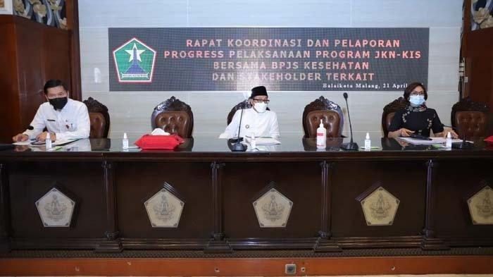 Tunggakan BPJS Kesehatan di Malang Rp 1 T pada 2020, Sutiaji: Nunggak 3 Bulan, Dibayarkan Pemerintah
