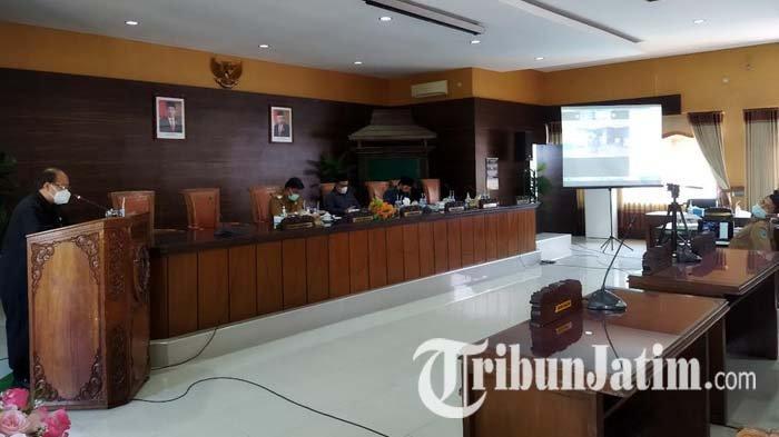 Target Pembahasan Raperda RTRW Agustus, DPRD Nganjuk Tak Ingin Penataan Wilayah Diambil Alih Pusat