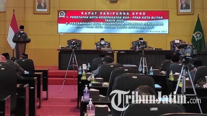 DPRD Minta Pemkot Blitar Segera Siapkan Juklak dan Pendamping untuk Program Dana RT