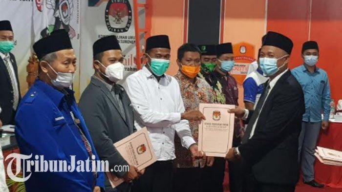 KPU Sumenep Tetapkan Pasangan Achmad Fauzi-Dewi Khalifah Sebagai Bupati dan Wakil Bupati Terpilih