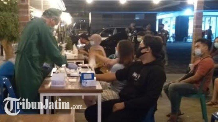 Antisipasi Sebaran Covid-19 Saat Momen Libur Panjang,Dinkes Kota Kediri Gelar Rapid Test Gratis