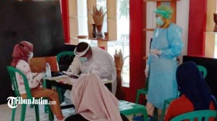 Pengunjung Wisata Makam Bung Karno Dirapid Test Acak, Cegah Penyebaran Covid-19 di Kota Blitar