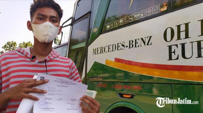 Kaget Pemuda 15 Tahun Asal Pamekasan Dites Kesehatan di Gerbang Suramadu, 'Pertama Kali Rapid Tes'