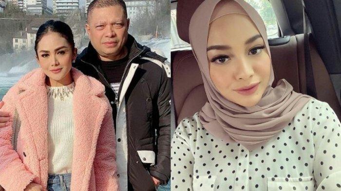Krisdayanti Girang Perubahan Suami, Dulu Kesal ke Aurel Kini Memuji, Azriel 'Disenggol' Raul Lemos
