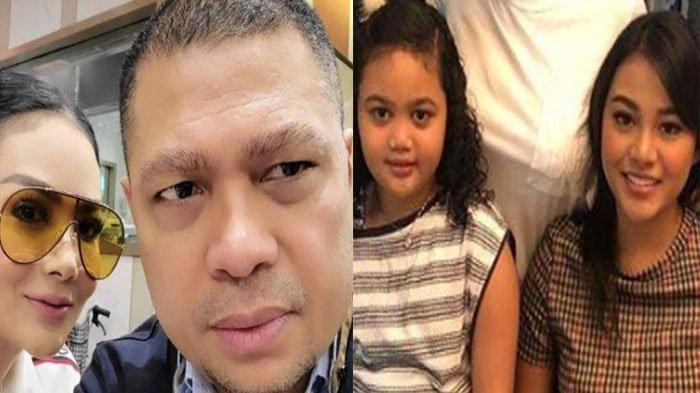 Raul Lemos tegas melarang Amora mengikuti jejak Aurel Hermansyah Krisdayanti pun tak berkutik