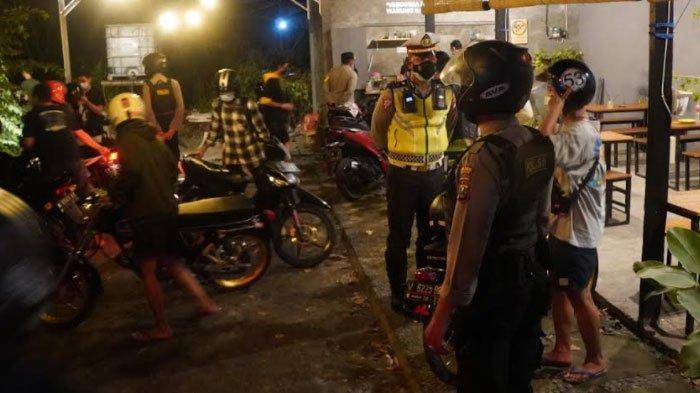 Hari Ketiga PPKM Darurat di Gresik, Ditemukan 500 Pelanggar, Mayoritas Tak Pakai Masker Secara Benar