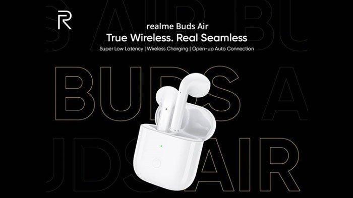 Review realme Buds Air, Produk TWS Pertama dari realme, Anti Ribet sama Kabel saat Dengerin Musik