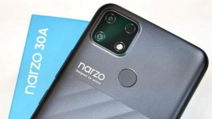 Realme narzo 30A Siap Gebrak Pasar Smartphone Gaming Entry-Level, Powerful dengan MediaTek Helio G85