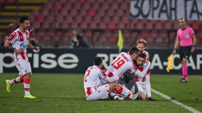 Hasil Red Star vs AC Milan, Gol Menit Akhir Pupuskan Kemenangan di Depan Mata Rossoneri