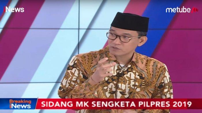Refly Harun Sebut Ada Poin Materi Gugatan Krusial:Kejanggalan Laporan Sumbangan Dana Kampanye Jokowi