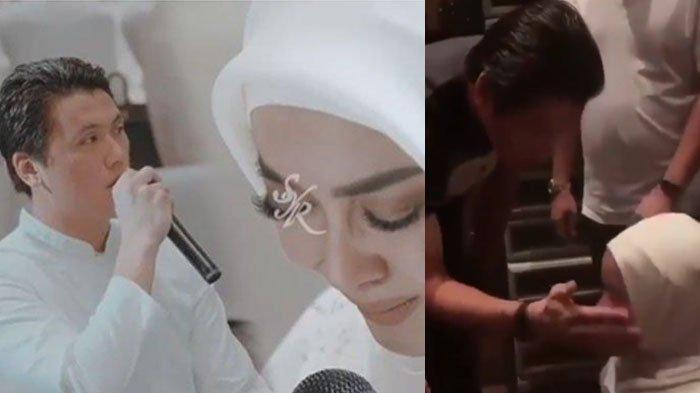 Berharap Istri Hamil, Perlakuan Reino ke Keponakan Bikin Fans Puas, Tapi Sudah Pasrah Soal Syahrini